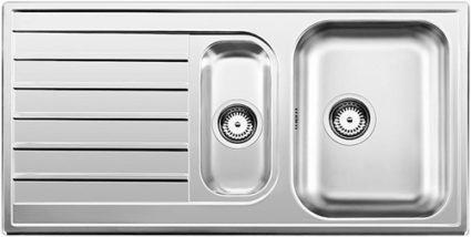 Blanco Livit 6S kjøkkenvask i rustfritt stål