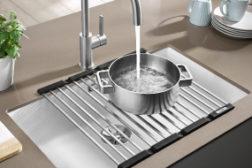 Foldbar rist til Blanco kjøkkenvasker